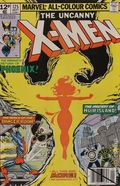 Uncanny X-Men (1963 1st Series) UK Edition 125UK