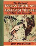 Illustrated Tarzan Book (1929) 1N