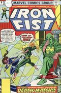 Iron Fist (1975 1st Series) National Book Store Variants 6