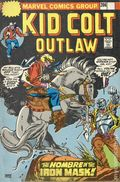 Kid Colt Outlaw (1948) National Book Store Variants 206