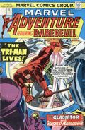 Marvel Adventure featuring Daredevil (1975) National Book Store Variants 1