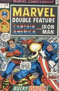 Marvel Double Feature (1973) National Book Store Variants 13