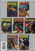Pre-Code Classics: Beware HC (2018 PS Artbooks) Limited Slipcase Edition 1-1ST