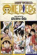 One Piece TPB (2009- Viz) 3-in-1 Volume 67-69-1ST