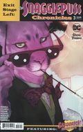 Exit Stage Left The Snagglepuss Chronicles (2017 DC) 3A