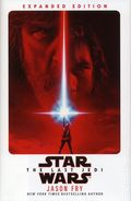 Star Wars The Last Jedi HC (2018 A Del Rey Novel) Expanded Edition 1-1ST