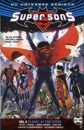 Super Sons TPB (2017- DC Universe Rebirth) 2-1ST