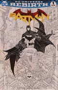 Batman (2016 3rd Series) 1QUEST.B
