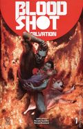 Bloodshot Salvation (2017 Valiant) 7C