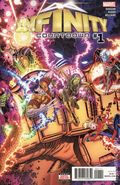 Infinity Countdown (2018 Marvel) 1A