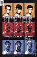 Star Trek Boldly Go (2016 IDW) 17A