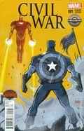 Civil War (2015 Marvel) Secret Wars 1GAMESTOP