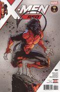 X-Men Red (2018) 2A