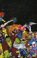 Infinity War HC (2018 Marvel) Infinity Gauntlet Box Set Edition 1-1ST
