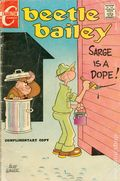 Beetle Bailey (1953 Dell/Charlton/Gold Key/King) 72COMP