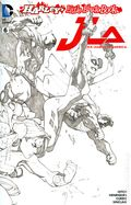 Justice League of America (2015) 6BPENCIL
