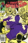 Amazing Spider-Man (1963 1st Series) Canadian Price Variant 247