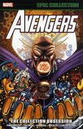 Avengers The Collection Obsession TPB (2018 Marvel) Epic Collection 1-1ST