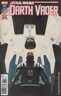 Star Wars Darth Vader (2017 Marvel 2nd Series) 13A