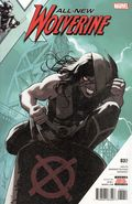 All New Wolverine (2015) 32A