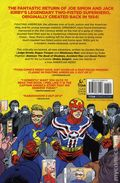 Fighting American TPB (2018 Titan) By Gordon Rennie 1-1ST