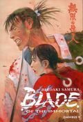 Blade of the Immortal Omnibus TPB (2016 Dark Horse) 5-1ST
