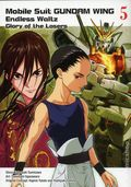 Mobile Suit Gundam Wing The Glory of Losers GN (2017 A Vertical Digest) 5-1ST
