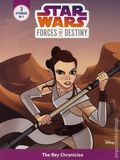 Star Wars Forces of Destiny: The Rey Chronicles SC (2018 Disney/LucasFilms) 3 Stories in 1 1-1ST
