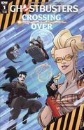 Ghostbusters Crossing Over (2018 IDW) 1B