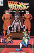 Back to the Future Tales from the Time Train (2017 IDW) 3A