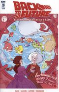 Back to the Future Tales from the Time Train (2017 IDW) 3B