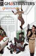 Ghostbusters Crossing Over (2018 IDW) 1A