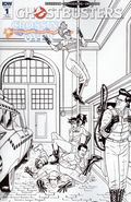 Ghostbusters Crossing Over (2018 IDW) 1RIA
