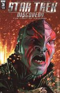 Star Trek Discovery The Light of Kahless (2017 IDW) 3A
