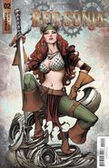 Legenderry Red Sonja (2018 Dynamite) 2A