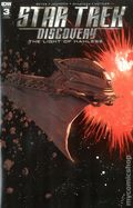 Star Trek Discovery The Light of Kahless (2017 IDW) 3RIB