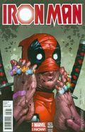 Iron Man (2012 5th Series) 23.NOW.C