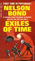 Exiles of Time PB (1965 Paperback Library) 1-1ST