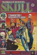 Skull Comics (1970 Rip Off Press/Last Gasp) #2, 6th Printing