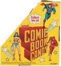 DC Secret Origin Comics Leaf Comicbook Candy Display BOX