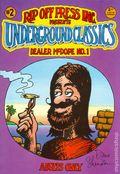 Underground Classics (1986) #2, 2nd Printing