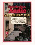 Little Orphan Annie Never Say Die! TPB (2001 Pacific Comics Club) 1-1ST