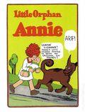 Little Orphan Annie The Sentence TPB (2002 Pacific Comics Club) 1-1ST