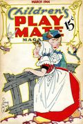 Children's Playmate Magazine (1929 A.R. Mueller) Vol. 15 #10