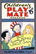 Children's Playmate Magazine (1929 A.R. Mueller) Vol. 16 #2