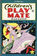 Children's Playmate Magazine (1929 A.R. Mueller) Vol. 16 #5