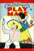 Children's Playmate Magazine (1929 A.R. Mueller) Vol. 17 #3