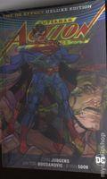 Superman Action Comics Mr. Oz HC (2018 DC Universe Rebirth) Deluxe Edition 1-1ST