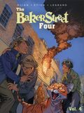 Baker Street Four GN (2017 Insight Comics) 4-1ST