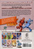 Science Comics Robots and Drones HC (2018 First Second Books) Past, Present and Future 1-1ST